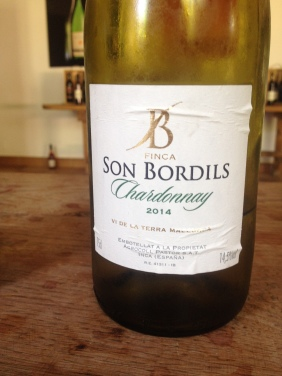 Son Bordils Chardonnay