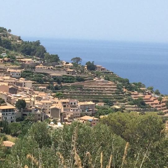 Banyalbufar View