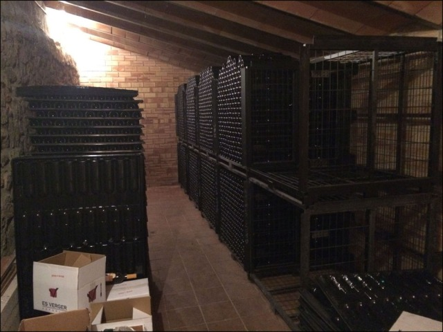 Bodega Es Verger Bottles