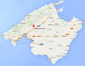 Macia batle map