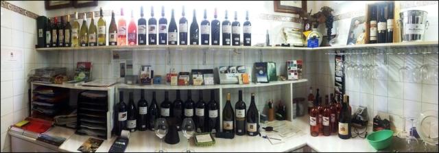 Vins Miquel Gelebert tasting room