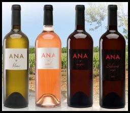 Ana wine Mallorca