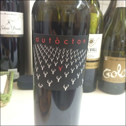 Miquel Galabert Autonom wine