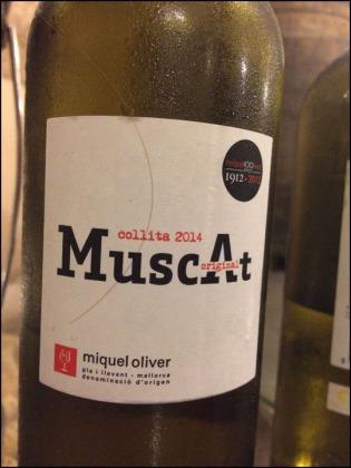 Collita Muscat 2014
