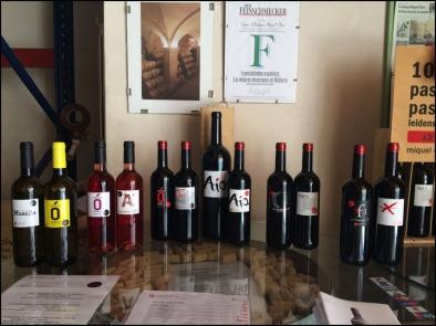Miquel Oliver_Wine Selection