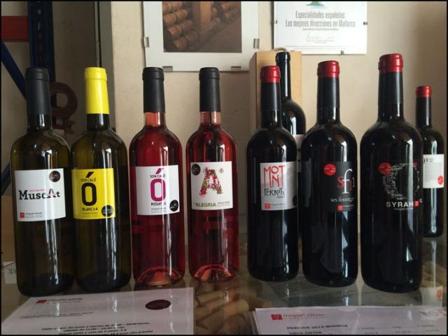Miquel Oliver_Tasting Wines